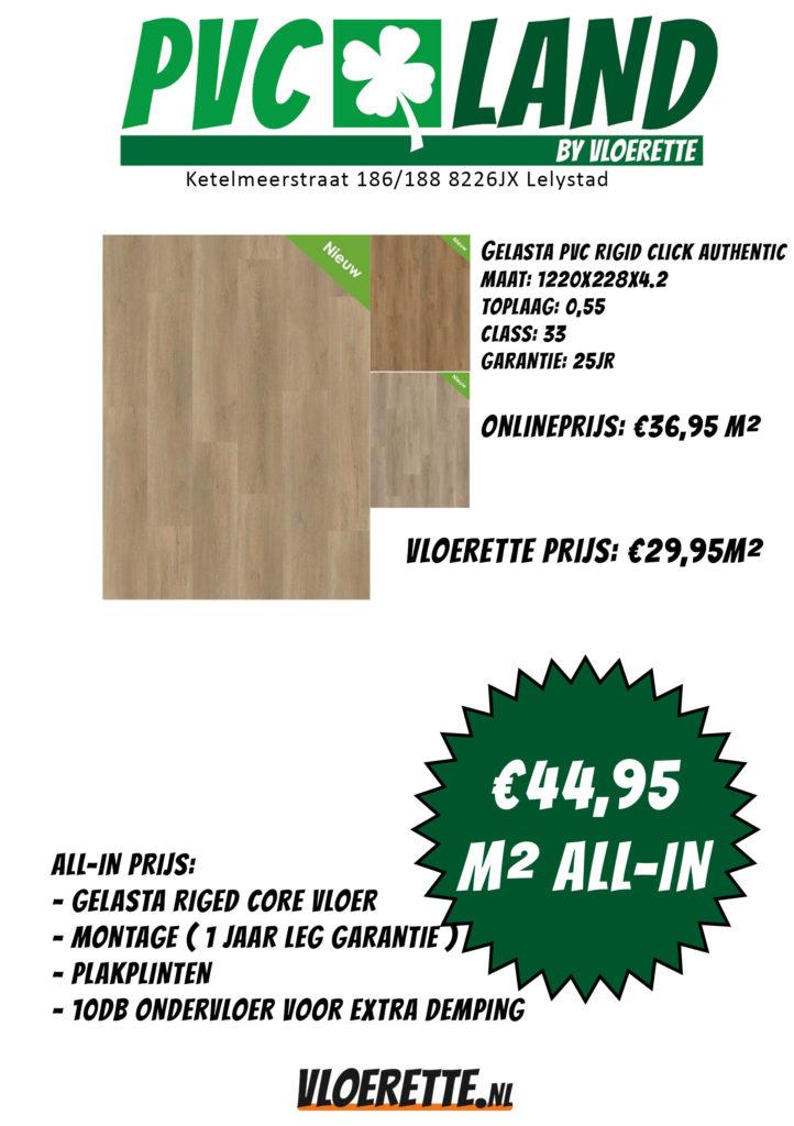 pvc, laminaat, hout Lelystad